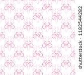 abstract seamless pattern.... | Shutterstock . vector #1182544282