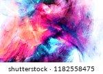 bright artistic splashes.... | Shutterstock . vector #1182558475