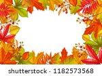 Seasonal Fall Poster Template...