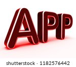 malicious app spyware threat... | Shutterstock . vector #1182576442