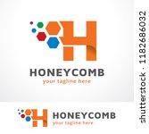 letter h logo template design... | Shutterstock .eps vector #1182686032