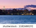 madison panorama across lake... | Shutterstock . vector #1182688192