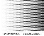 halftone dots background.... | Shutterstock .eps vector #1182698008