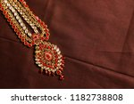 authentic traditional indian...   Shutterstock . vector #1182738808