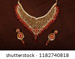 authentic traditional indian...   Shutterstock . vector #1182740818