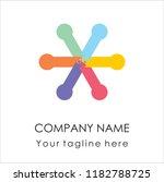 business logo designs | Shutterstock . vector #1182788725