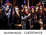 mexico city  mexico   october... | Shutterstock . vector #1182924418