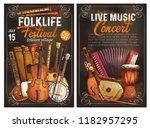Folk Music Festival Live...