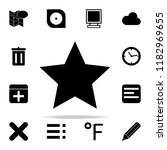 star icon. web icons universal...