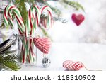 Christmas Decoration With Cand...