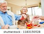 seniors with dementia or...   Shutterstock . vector #1183150528