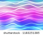 light multicolor  rainbow... | Shutterstock .eps vector #1183251385