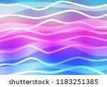light multicolor  rainbow... | Shutterstock .eps vector #1183251385