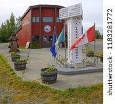 delta junction  alaska   august ... | Shutterstock . vector #1183281772