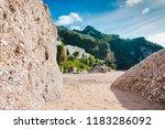 corfu   kerkyra   island ...   Shutterstock . vector #1183286092