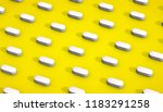 a lot of neatly ordered graphic ... | Shutterstock . vector #1183291258
