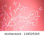 graphic pattern | Shutterstock . vector #118329265