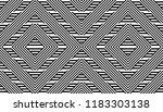 seamless pattern with striped... | Shutterstock .eps vector #1183303138