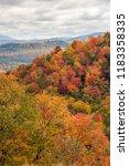 scenic views from mccauley... | Shutterstock . vector #1183358335