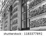 children's art school in grodno ... | Shutterstock . vector #1183377892