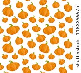 seamless background with ripe... | Shutterstock .eps vector #1183396675