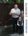 lutsk  volyn   ukraine  ... | Shutterstock . vector #1183396732