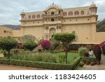rajasthan  india   march 10 ... | Shutterstock . vector #1183424605