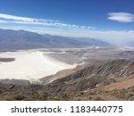 death valley national park | Shutterstock . vector #1183440775