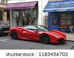 london  uk   july 7  2016 ... | Shutterstock . vector #1183456702