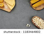 background from various kinds... | Shutterstock . vector #1183464802