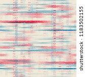 abstract cross stroke graphic... | Shutterstock . vector #1183502155
