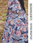 paris  france   march 06  a... | Shutterstock . vector #1183560058