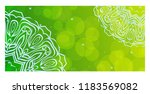 modern vector template with... | Shutterstock .eps vector #1183569082