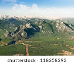 Mountain Landscape View From...