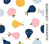 abstract seamless pattern... | Shutterstock .eps vector #1183588558