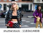 milan  italy   september 19 ... | Shutterstock . vector #1183614808