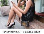 milan  italy   september 19 ... | Shutterstock . vector #1183614835