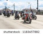 st. petersburg  russia   4... | Shutterstock . vector #1183657882