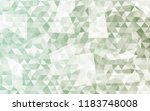 geometric rumpled triangular... | Shutterstock .eps vector #1183748008