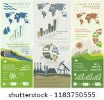 renewable energy concept of...   Shutterstock .eps vector #1183750555
