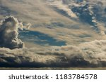 white  grey heavy fluffy ...   Shutterstock . vector #1183784578