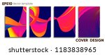 creative colored cover. cover... | Shutterstock .eps vector #1183838965