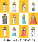 vector illustration with... | Shutterstock .eps vector #1183861165