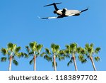 holidays are over. airplane... | Shutterstock . vector #1183897702