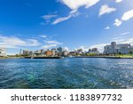 yokohama  kanagawa   japan  ... | Shutterstock . vector #1183897732