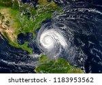 Tropical Hurricane Approaching...