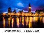 Westminster Bridge By Night Hd...