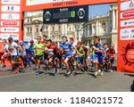 odessa  ukraine   circa aug... | Shutterstock . vector #1184021572