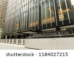 new york  usa   may 26  2018 ... | Shutterstock . vector #1184027215