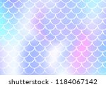 holographic scale background...   Shutterstock .eps vector #1184067142